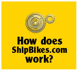 How Does ShipBikes work?