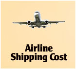 Airline Shipping Cost