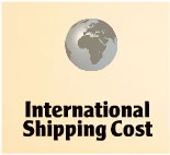 International Shipping Cost