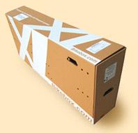 XL bike box