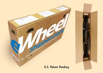 Ewheel Shipper Shipbikes