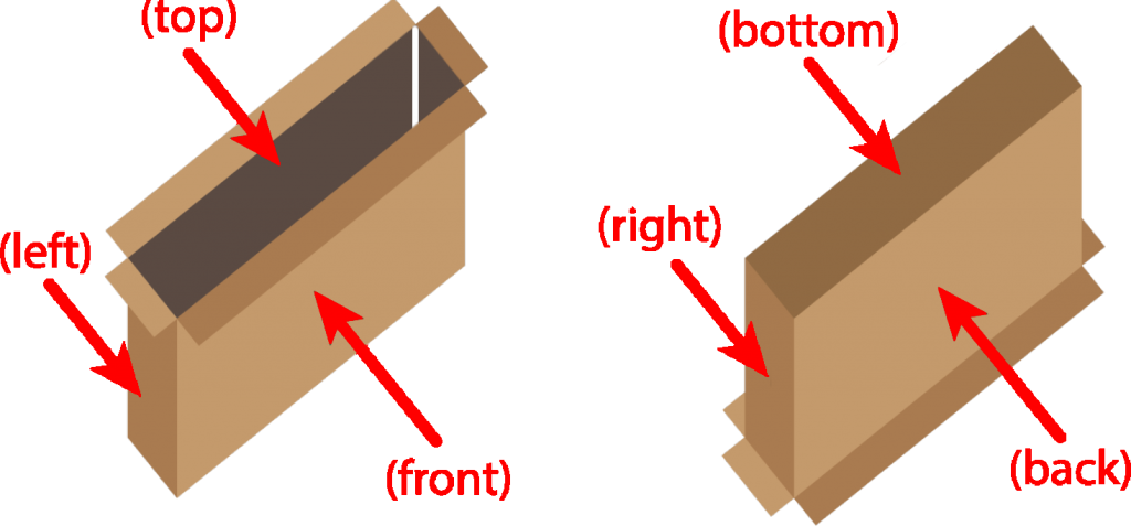 Box graphic claim image